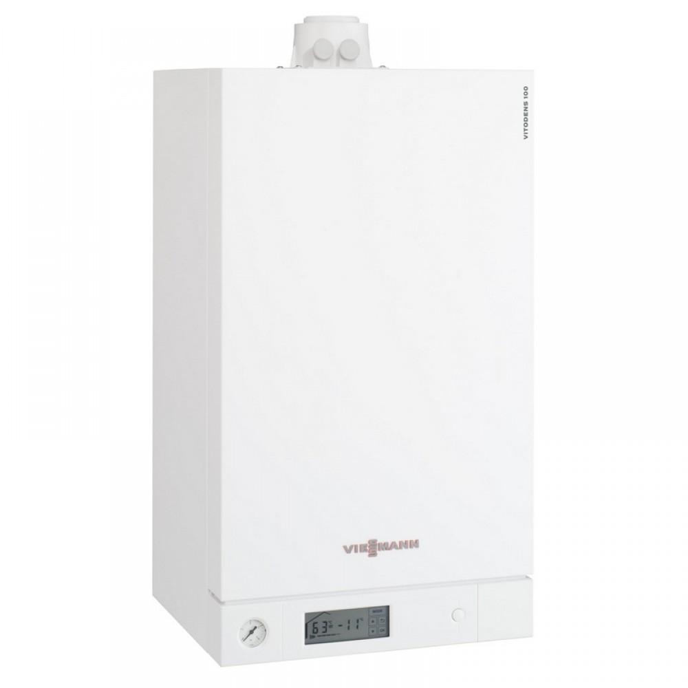 VITODENS 100-W B1HC/B1KC от 4,7 до 35 кВт