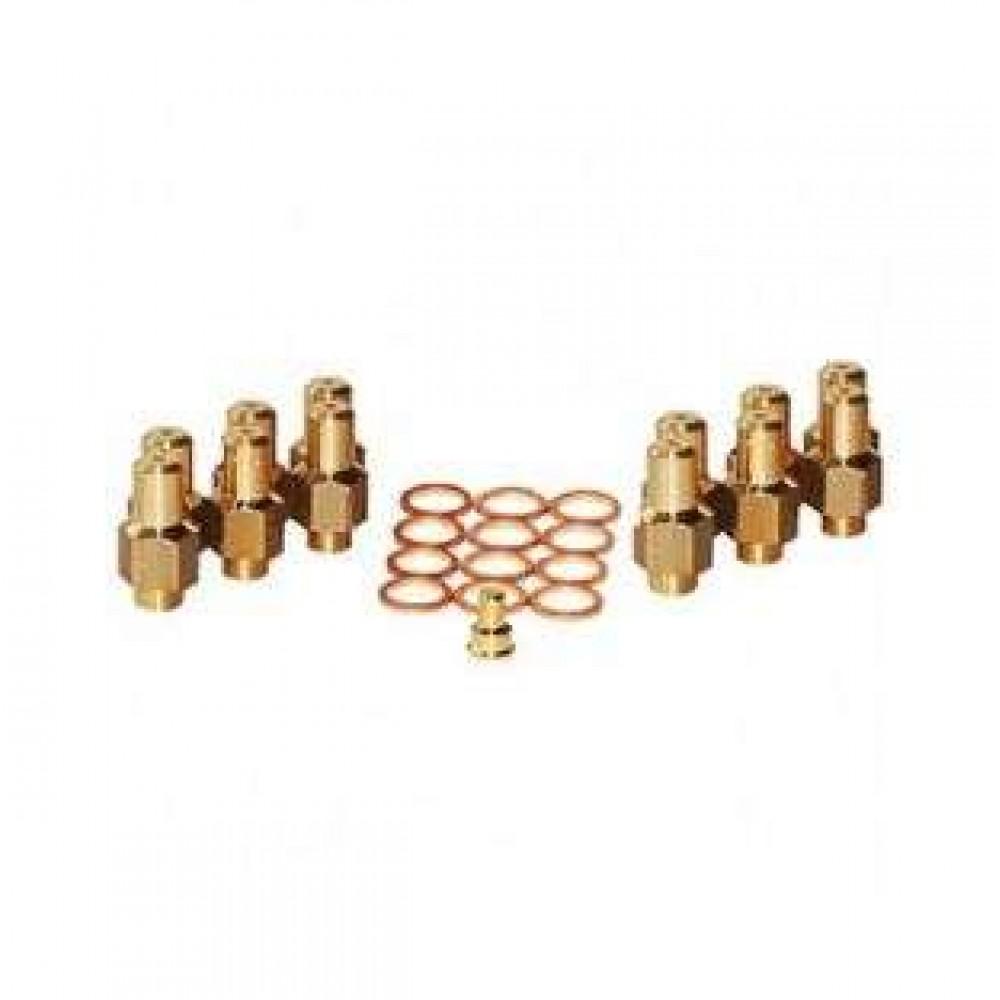 Комплект для переналадки на сжиженный газ для GS1D 29-60кВт (7826925)