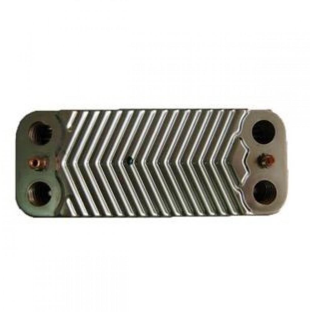 Пластинчатый теплообменник ГВС для котлаVitopend 222 (7824701)