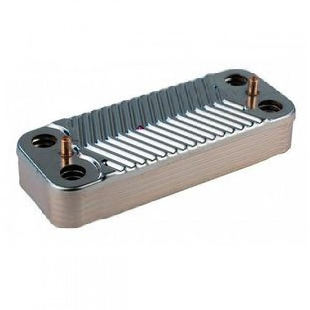 Пластинчатый теплообменник 12 пластин для Vitopend (7828745)