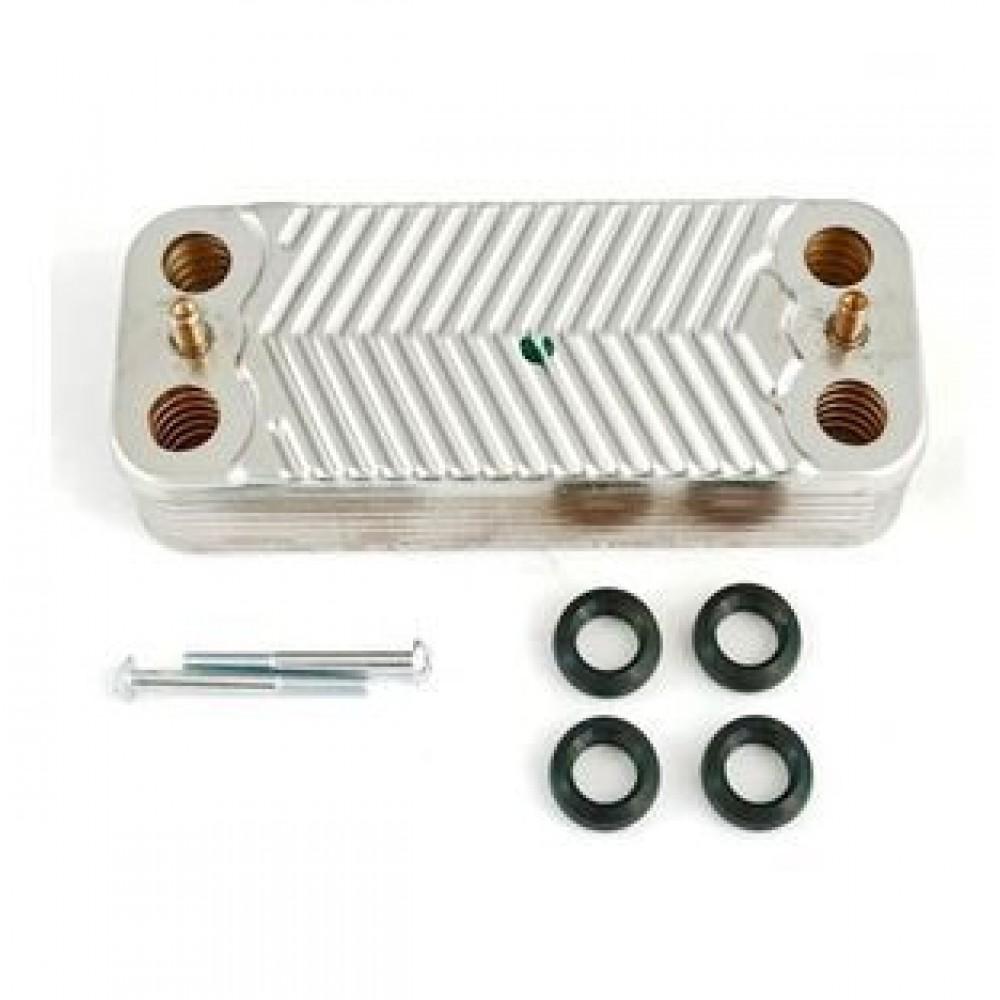 Пластинчатый теплообменник 14 пластин для Vitopend (7829304)