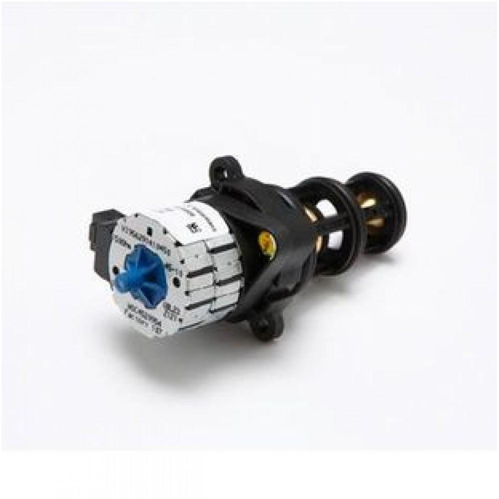 Шаговый двигатель модуля обратной магистрали - 3-х ходовой клапан (7832404)