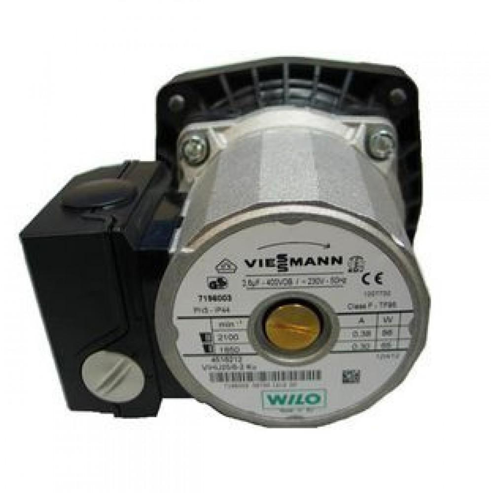 Двигатель циркуляционного насоса для VIHU-25/6-2 с адаптером (7825097)